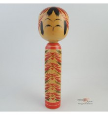 Traditional Kokeshi doll