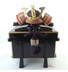 Samurai Helmet Kabuto Miniature