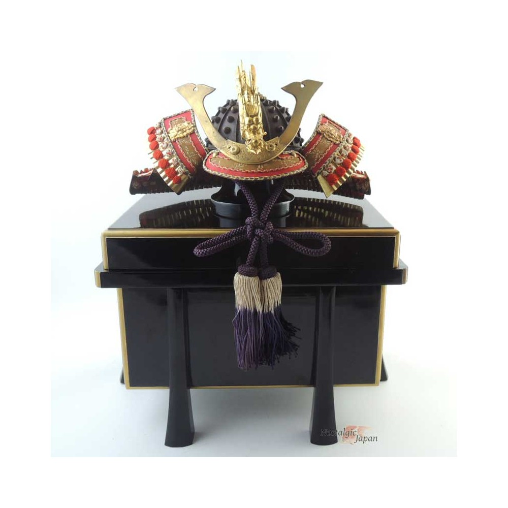 Casque Samourai Kabuto Miniature