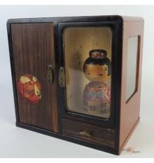 Petit Meuble Vintage Japonais