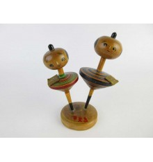 Poupée japonaise kokeshi années 50
