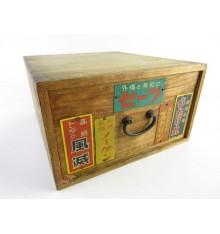 Trousse à pharmacie vintage japonaise