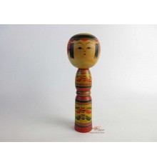 Traditional Kokeshi doll - SATO MINAO