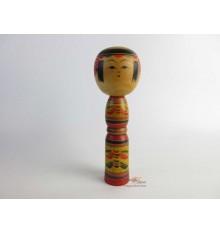 Traditional Kokeshi doll - SATO MINAO