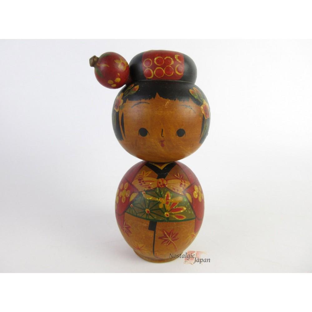 Kokeshi Dolls 50's