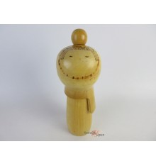 Poupée japonaise kokeshi rare - Shouen