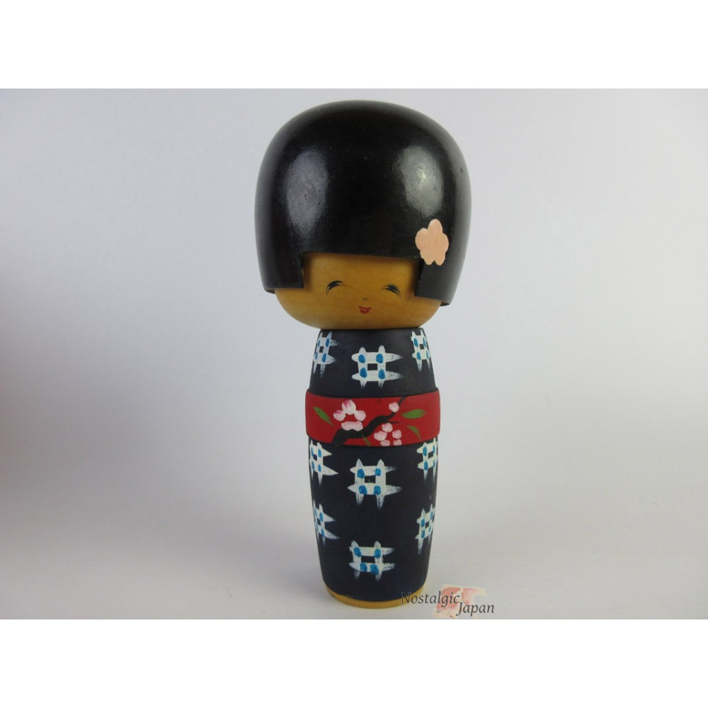 Unique Kokeshi Doll