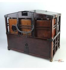 Atsukan Portable - Meuble antique japonais