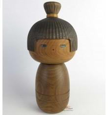 Rare Kokeshi Doll - Sanpei