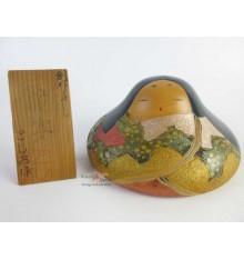 Poupée japonaise kokeshi rare - Toshio Sekiguch