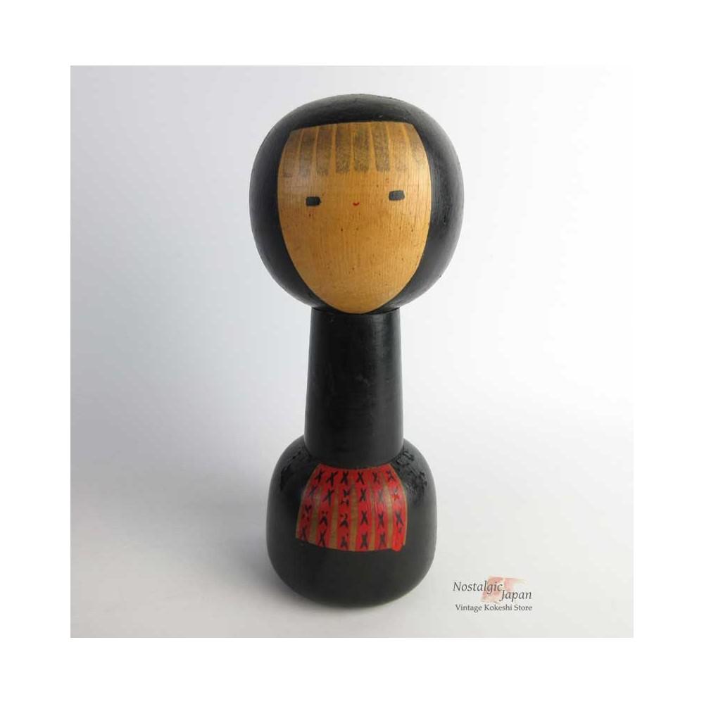 Unique Kokeshi Doll